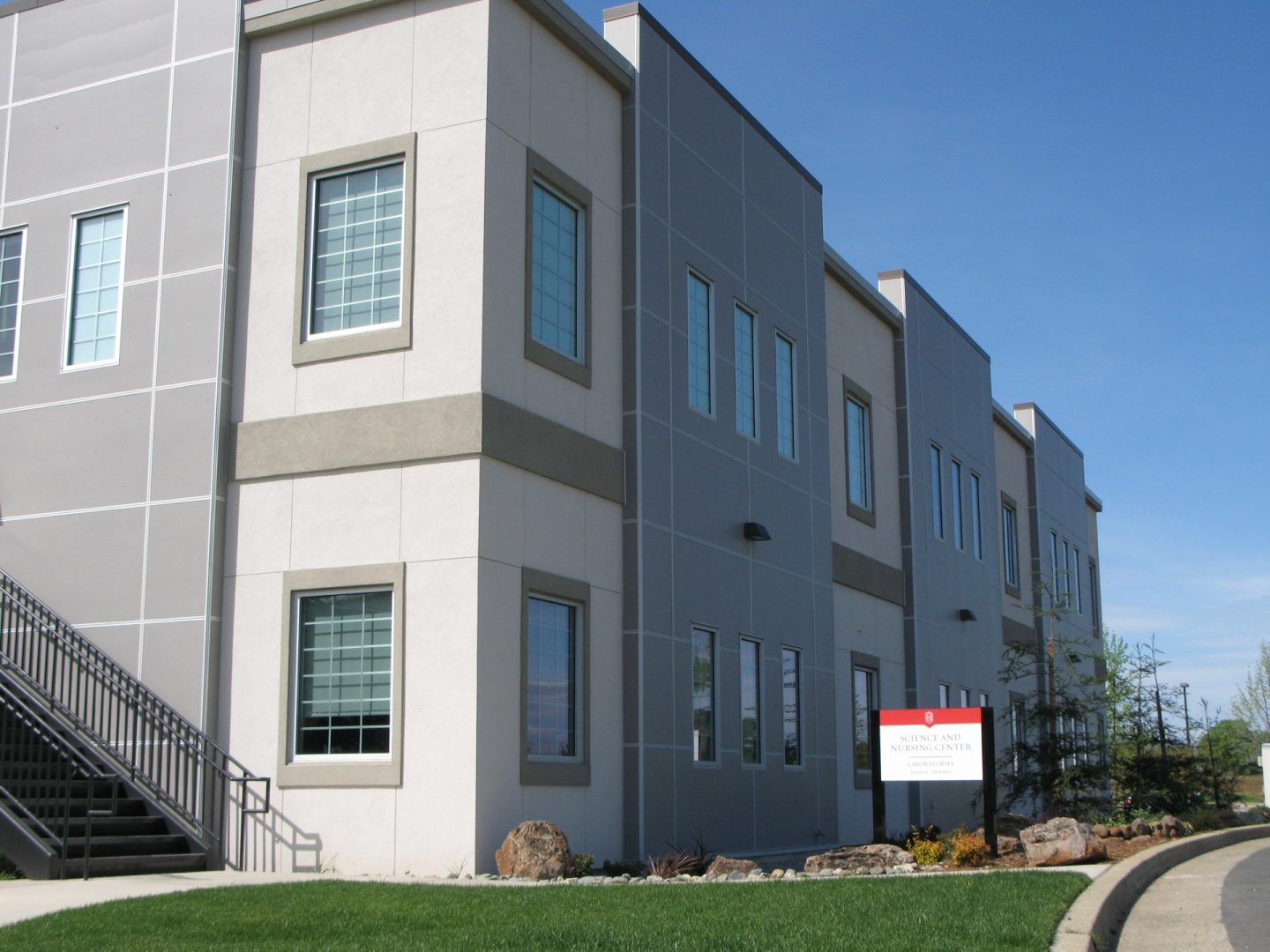 Schools and Churches - Simpson University Science Building