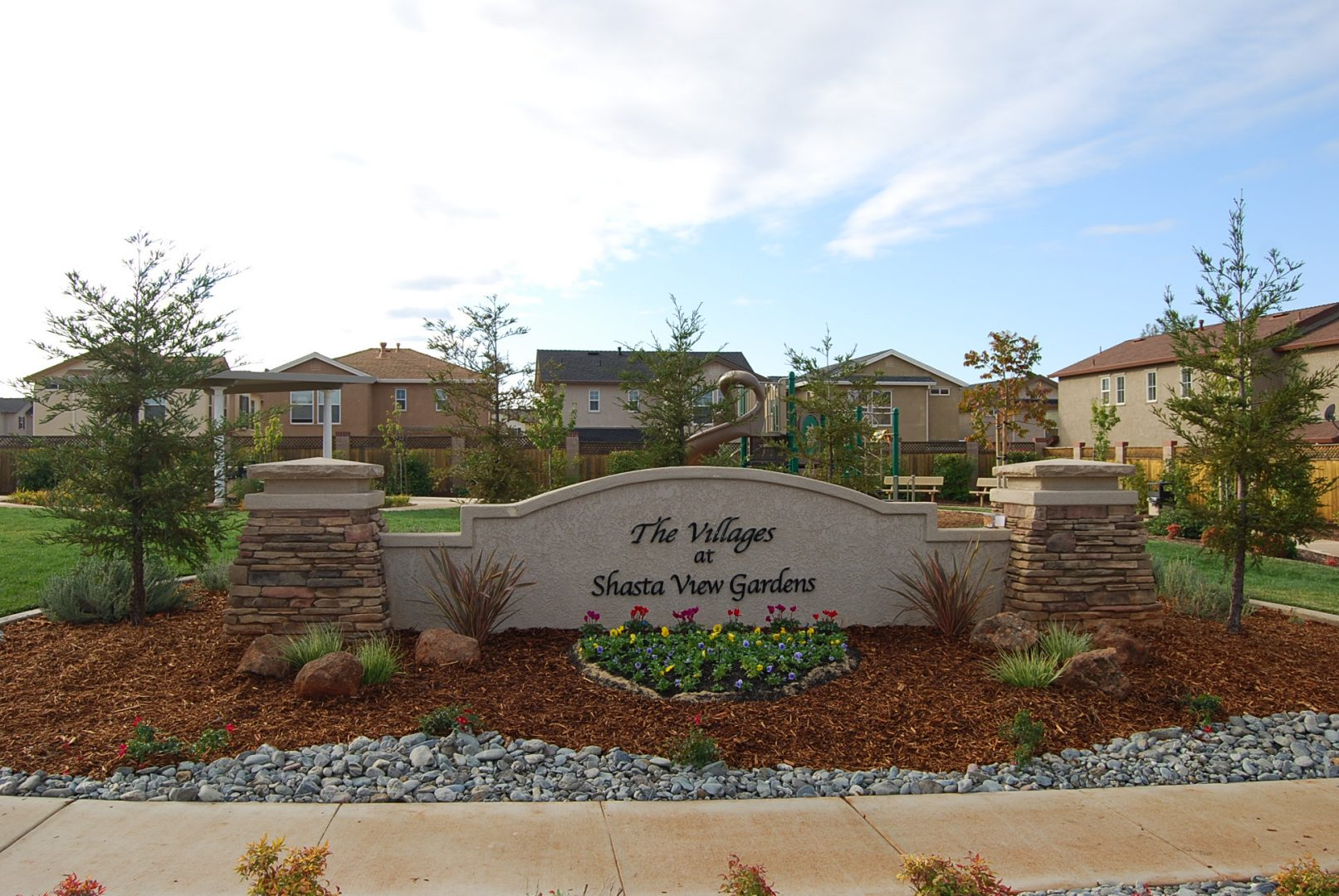 Residential Projects - The Villages at Shasta View Gardens