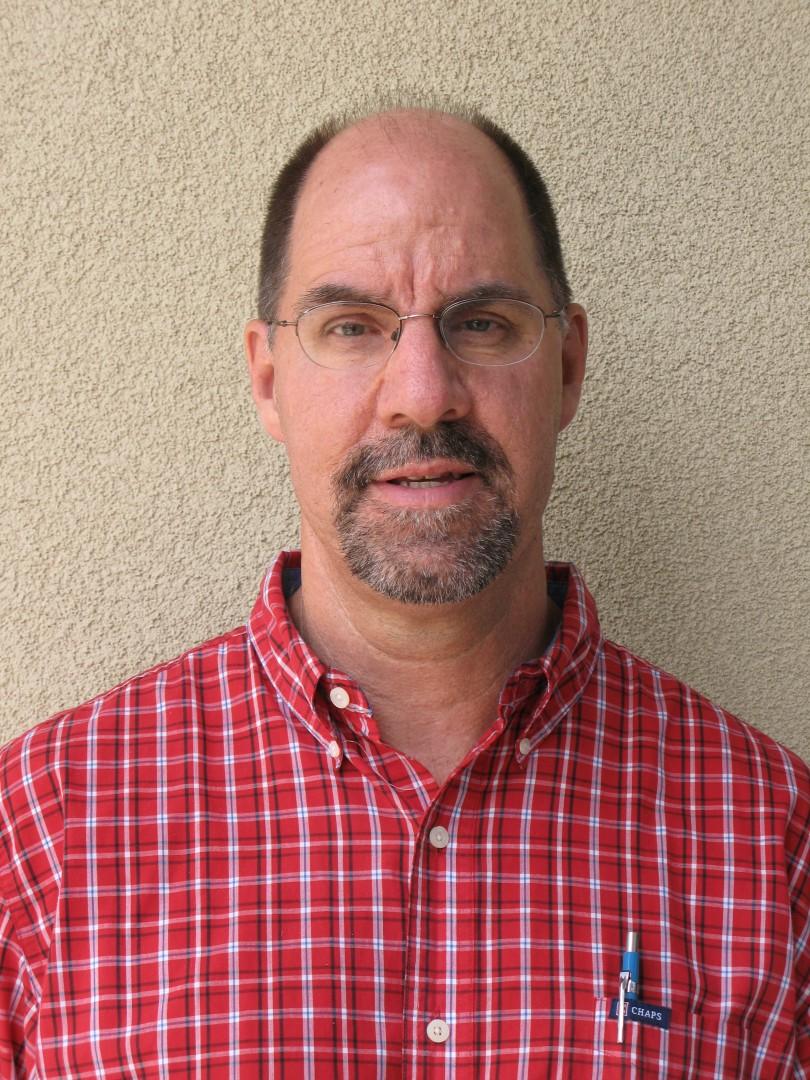 Principal Staff - Mike Dormer