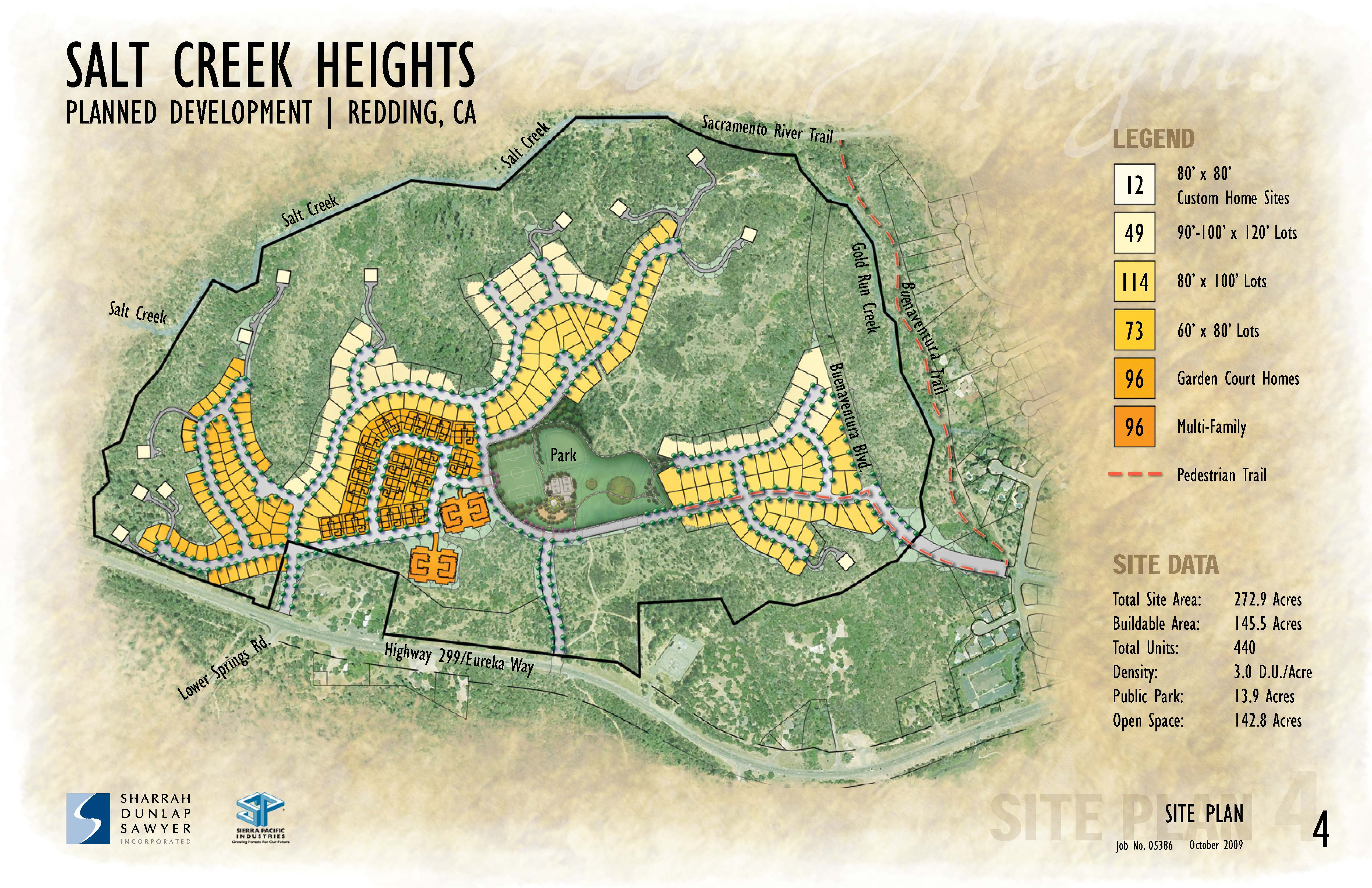 Residential Projects - Salt Creek Heights