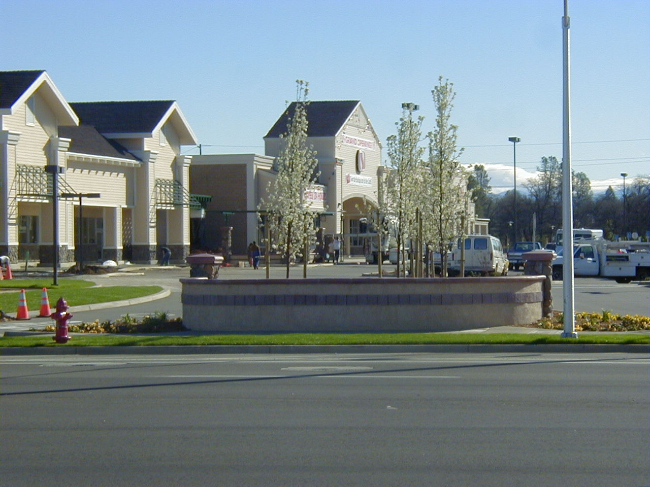 Commercial Projects - Safeway - Churn Creek
