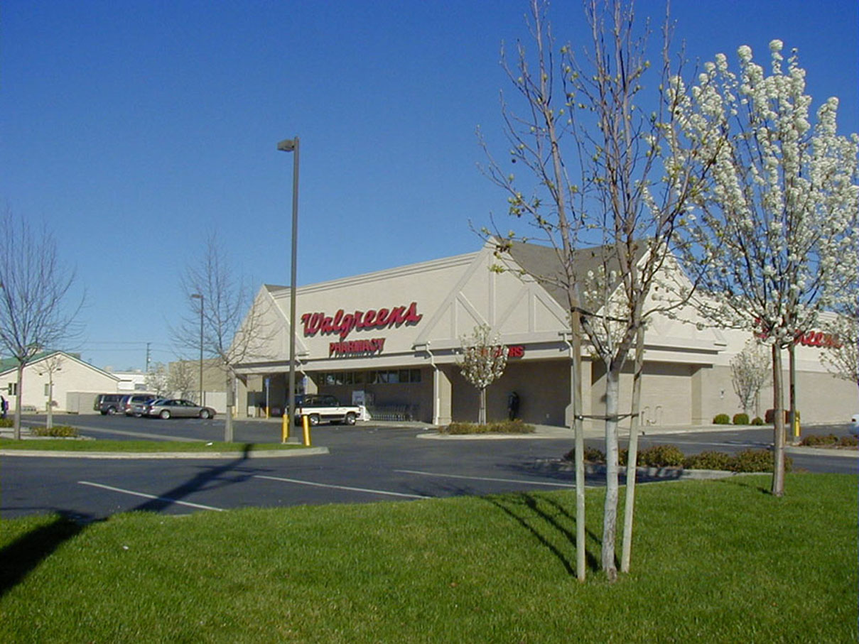 Commercial Projects - Walgreens (Churn Creek & Cypress)