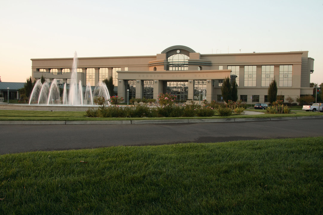 Public Projects - Redding City Hall