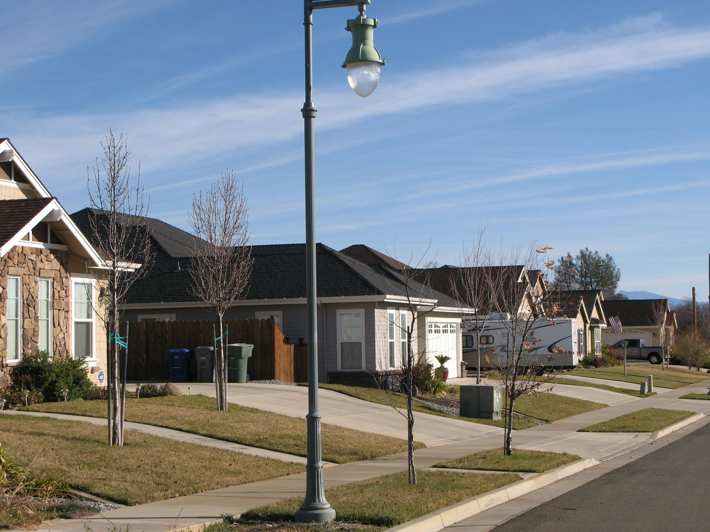 Residential Projects - Lassen Vista Subdivision (Hope Lane)