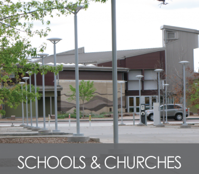 Project Portfolio - Schools and Churches