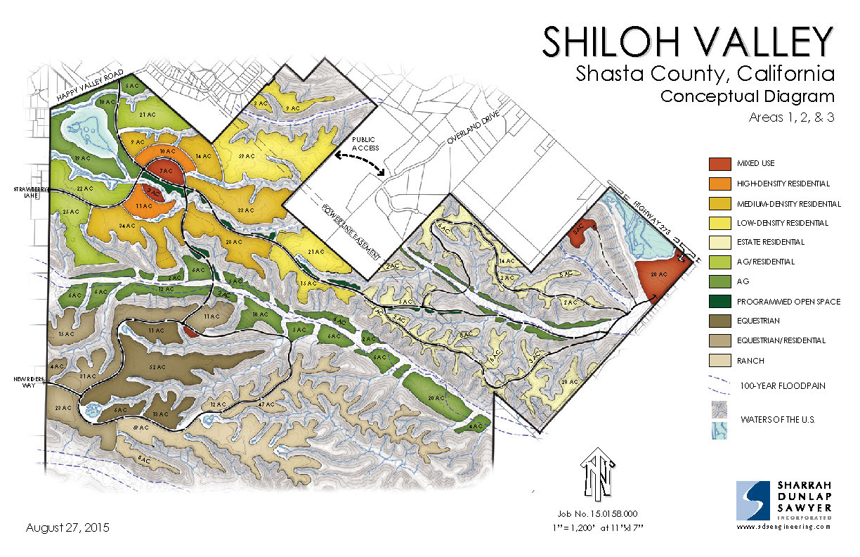 Master Plans - Shiloh Valley