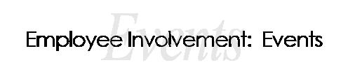 Employee Involvement-Events-01