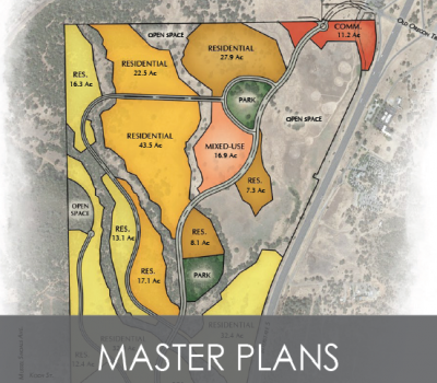 Project Portfolio - Master Plans