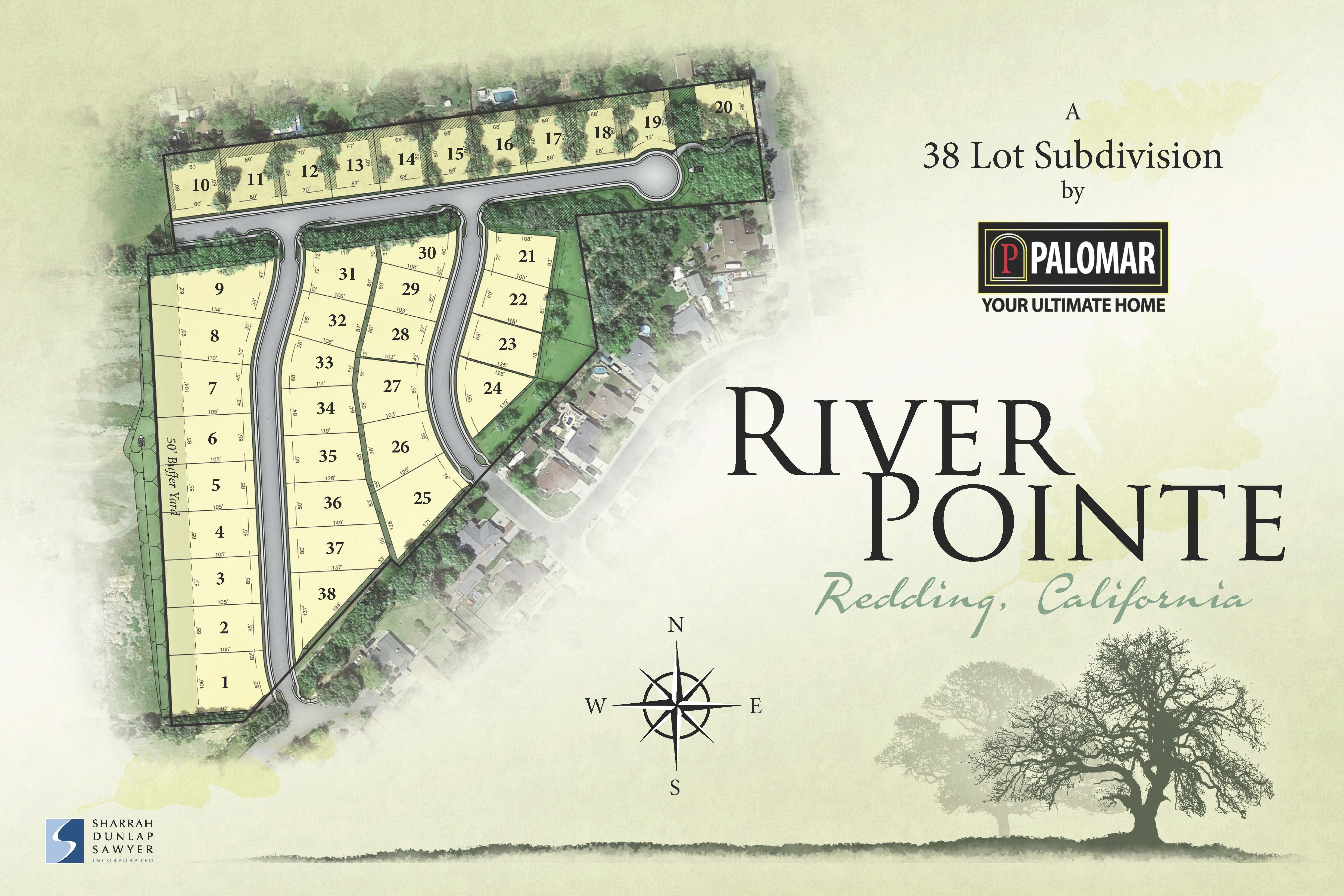 River Point Subdivision