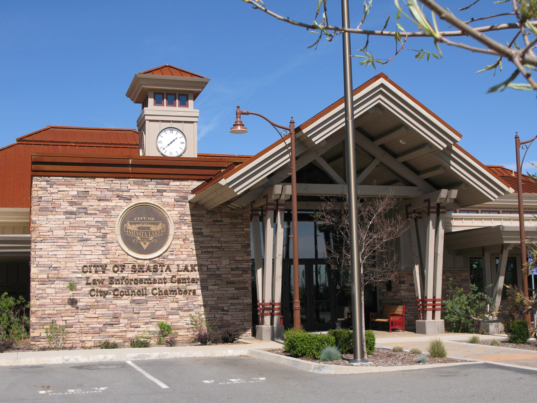 Public Projects - Shasta Lake Law Enforcement Center