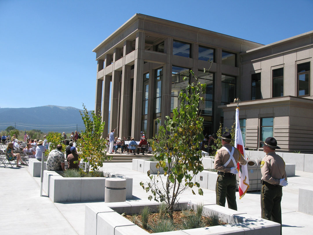 Public Projects - Lassen County Courthouse