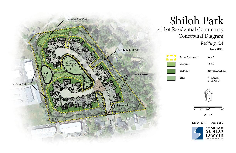 Shiloh Park Subdivision